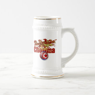 Chonma Thousand Mile Horse Soccer gifts Beer Steins