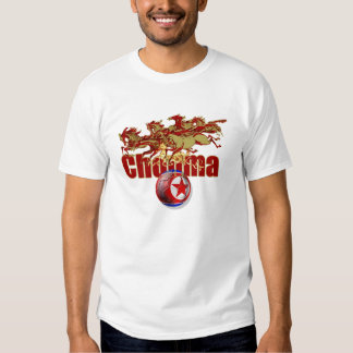 Chonma Thousand Mile Horse Soccer gifts T-shirts