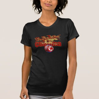 Chonma Thousand Mile Horse Soccer gifts Tees