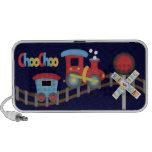 Choo Choo  Doodle Portable Speaker