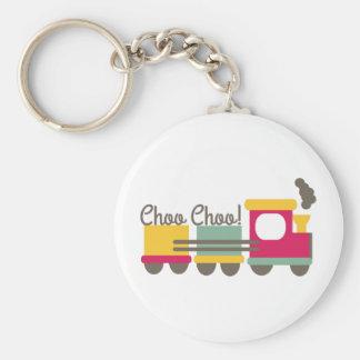 Choo Choo Key Chain