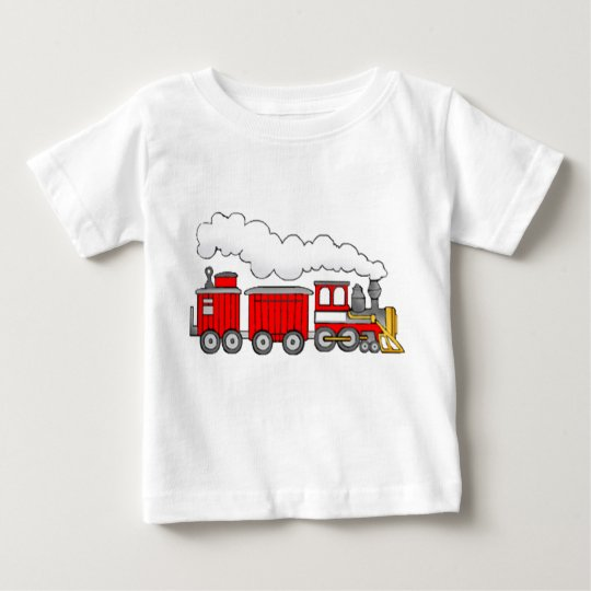 Choo Choo-Train Baby T-Shirt