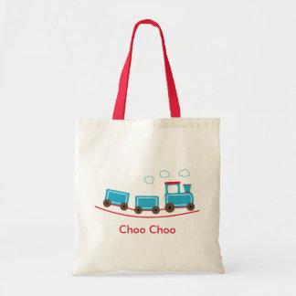 Choo Choo Train tote or gift bag