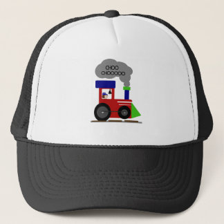 Choo Choo Train Trucker Hat