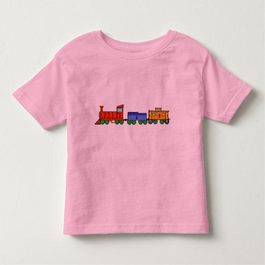 Choo Choo Train Tshiet Toddler T-Shirt