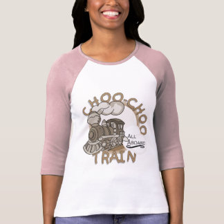 Choo Choo Train Tshirts and Gifts