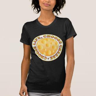 Choose Cheese R T Shirts