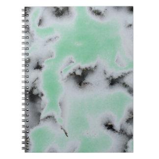 Choose Color Snow Camo Notebook