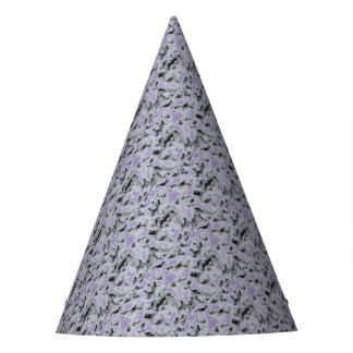 Choose Color Snow Camo Party Hat
