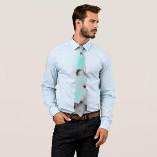 Choose Color Snow Camo Tie