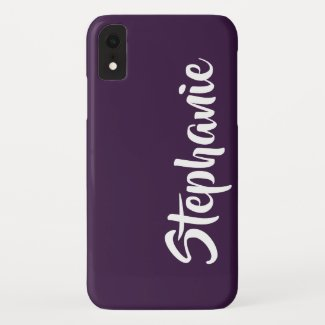 Personalised iPhone iPhone Case