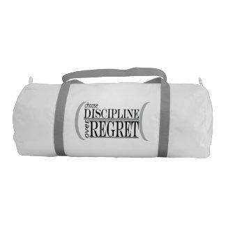 Choose Discipline Gym Bag
