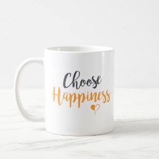 Choose Happiness Coffee Mug