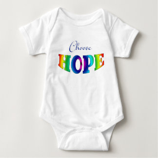 Choose HOPE Baby Onsie Baby Bodysuit