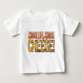 Choose Life Blue Cheese Baby T-Shirt
