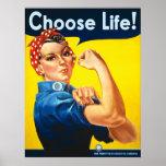 Choose Life Poster