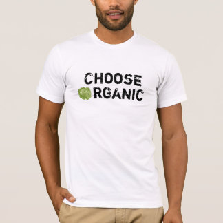 Choose Organic T-Shirt