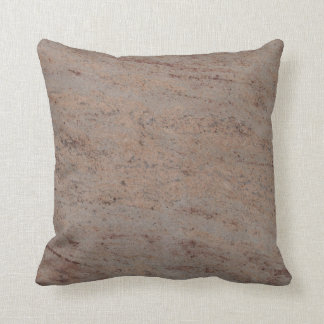 Choose solid back of Tan n Gray Textured Pillow