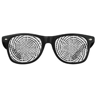 Choose the Background Color Hypnosis Shades Wayfarer Sunglasses