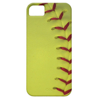 Choose Your Color Baseball - Softball iPhone 5 Cover