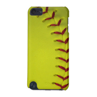 Choose Your Color Baseball - Softball iPod Touch (5th Generation) Cover
