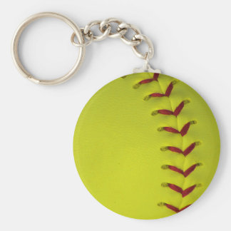 Choose Your Color Baseball - Softball Key Ring