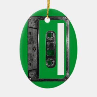 Choose Your Color Cassette Ornament