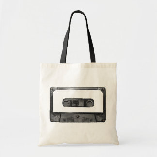 Choose Your Color Cassette Tote Bag