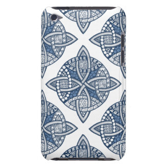 Choose Your Color Celtic Knot Decorative Pattern iPod Touch Cover