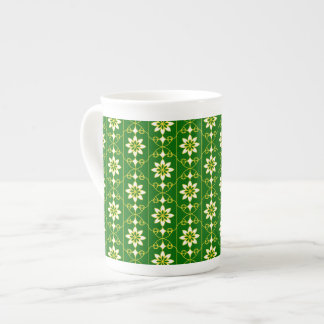 Choose Your Own Color Edelweiss Bone China Mug