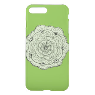 Choose Your Own Color Lace Crochet Flower iPhone 7 Plus Case