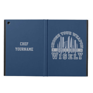 Choose Your Weapon custom cases iPad Air Cases