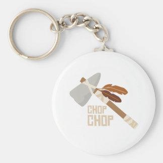Chop Chop Keychains