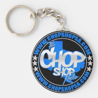 CHOP SHOP KEY CHAIN