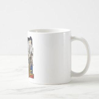 Chop Until You Drop Basic White Mug