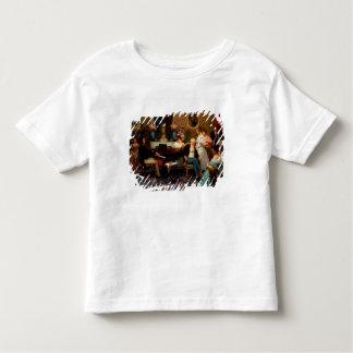 Chopin Playing the Piano Toddler T-Shirt