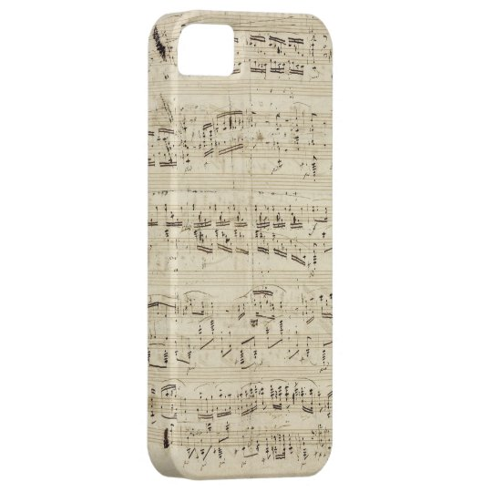 Chopin - Polonaise Barely There iPhone 5 Case