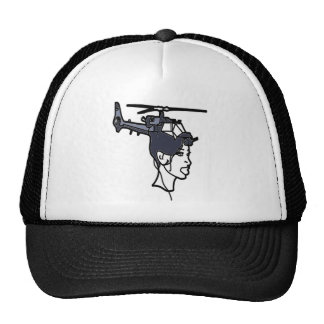 Choppa Gurl Mesh Hats