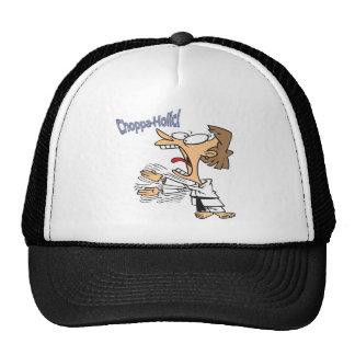 Choppa-Holic Mesh Hats