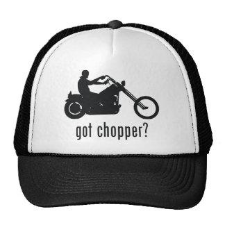 Chopper Cap