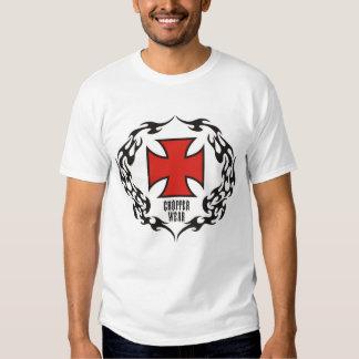 Chopper Wear Tribal Logo T Shirts