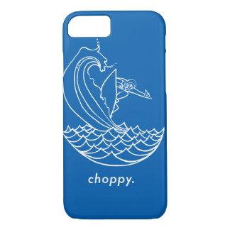 Choppy surfer iPhone 7 case