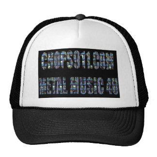 chops911 gear cap
