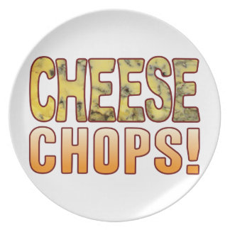 Chops Blue Cheese Dinner Plates