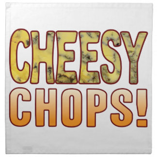 Chops Blue Cheesy Napkins