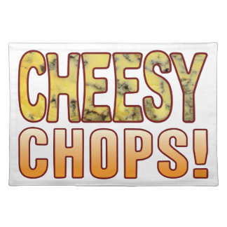 Chops Blue Cheesy Placemats