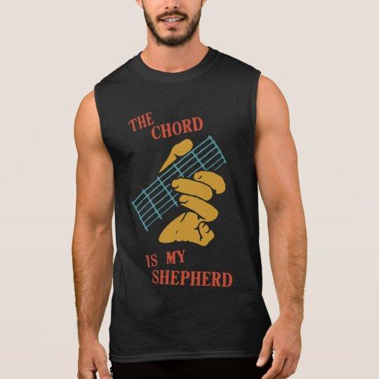Chord Is My Shepherd Sleeveless Shirt