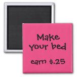 Chore Rewards for Kids Square Magnet