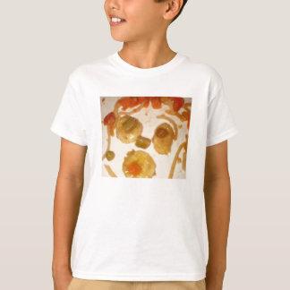 chorriones of food tee shirt