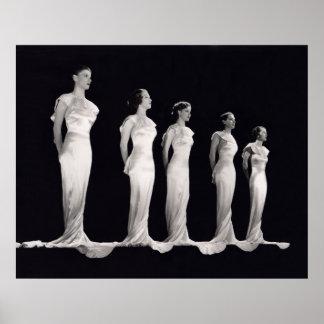 Chorus Girls Poster Print - 1706468.jpg